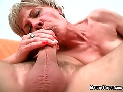 Hot and sexy granny hot banging scene