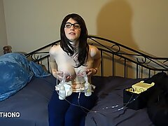 homemade new mommy pumping her breastmilk for you