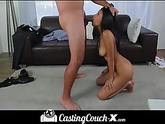 Joise is excited for her first time on the casting couch