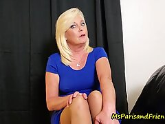 Seducing A Future girly-girl With My soles