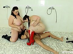 Fatties and the Magic Cock Pump - FemDom from Hell