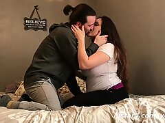 Lustery Submission #226: Cadence Nicole & Josh - Bump in the Night!